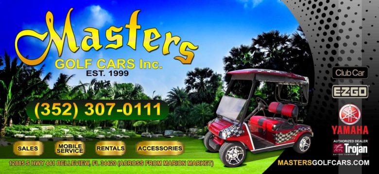 Masters Golf Cars