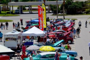 Beat the heat with Belgian ice cream while you help judge some of the greatest cars of our time. - Photo by Jamie Asmus