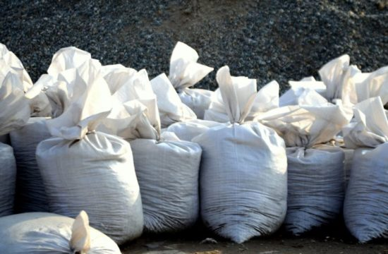 Citrus County Officials open two sandbag filling locations in preparation during flood watch.