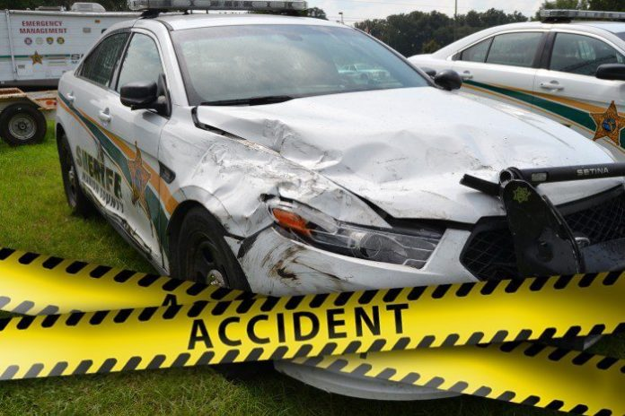 Marion County Sheriff Accident