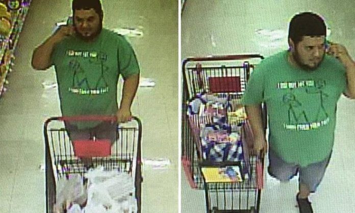 Sumter County Sheriff's Office Seeks Help in Identifying Meat Thief
