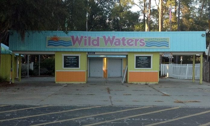 Silver Springs Wild Waters Robbed