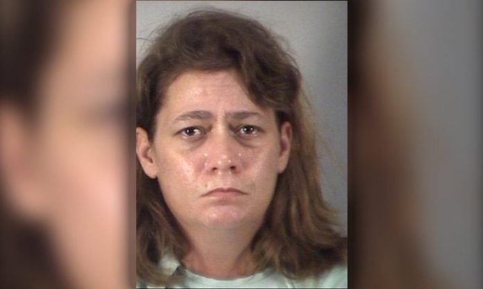 mascotte woman arrested after falsely accusing officer of harassment