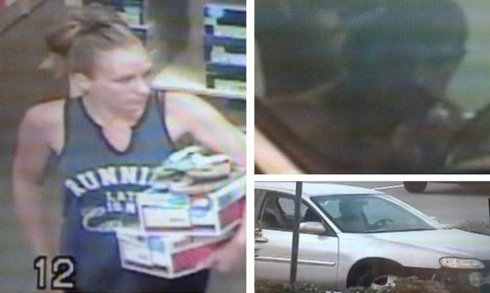 Sumter Deputies search for bealls shoplifters