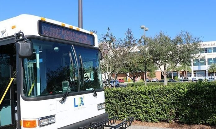 Lake County Celebrates Mobility Week with free bus rides