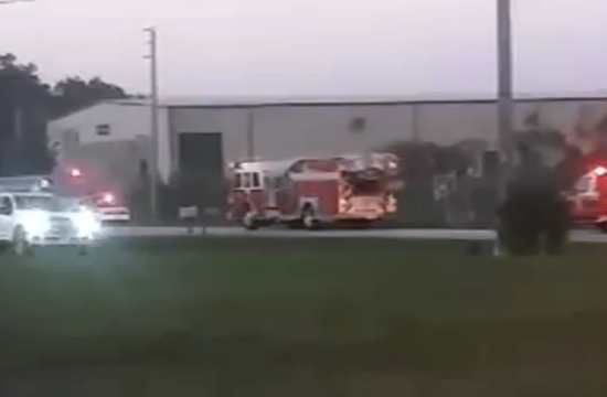 Fire Breaks Out at Local Boat Factory in Wildwood