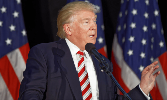 Donald Trump wins 2016 Presidential Elections