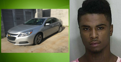 McIntosh Dollar General Armed Robbery Suspect Arrested