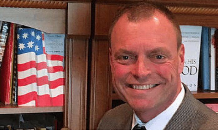 Peyton Grinnell takes seat for Lake County Sheriff