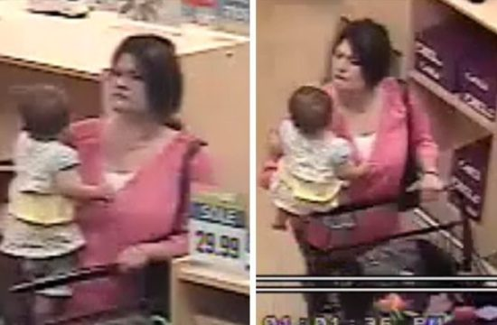 Deputies seek shoplifter in Sumter County