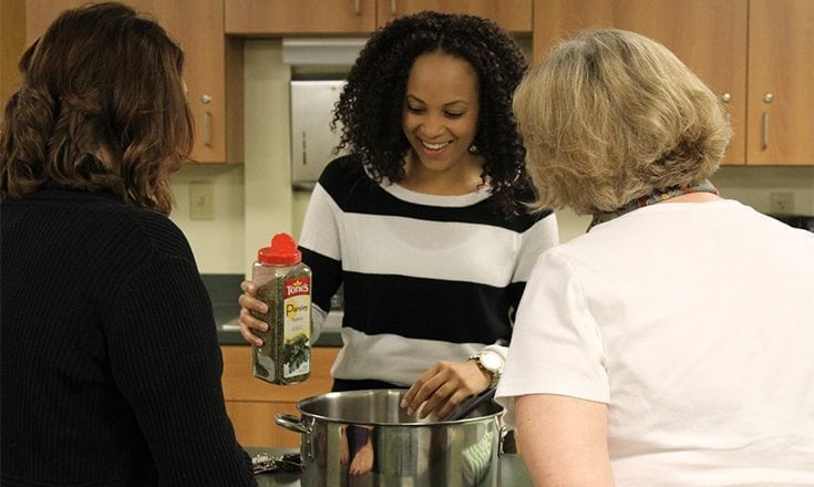 Healthy Holiday Cooking Classes in Lake County