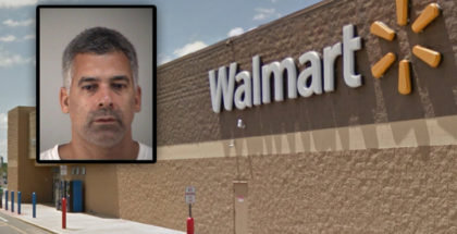 A Lady Lake man was arrested after an altercation with a Wal-Mart employee ends with the employee unconscious on the ground.