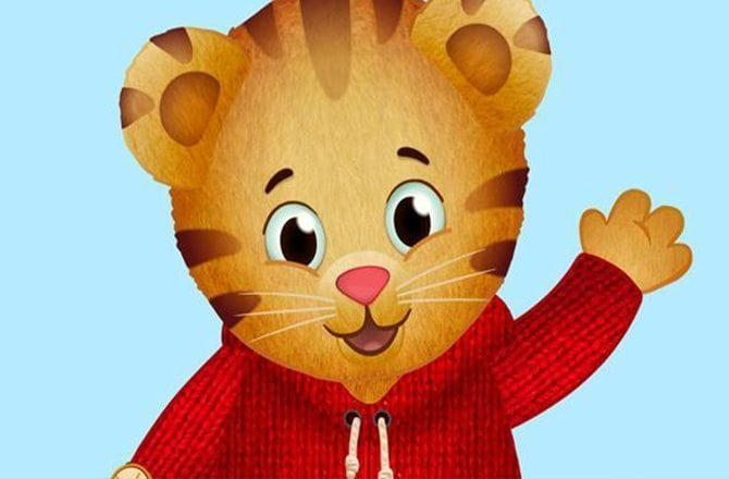 ViaPort Mall Hosting Pet Pictures with Easter Bunny, Meet and Greet Daniel Tiger