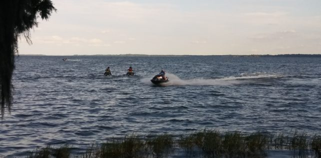 Man Airlifted After Jet Ski Accident at Ski Beach