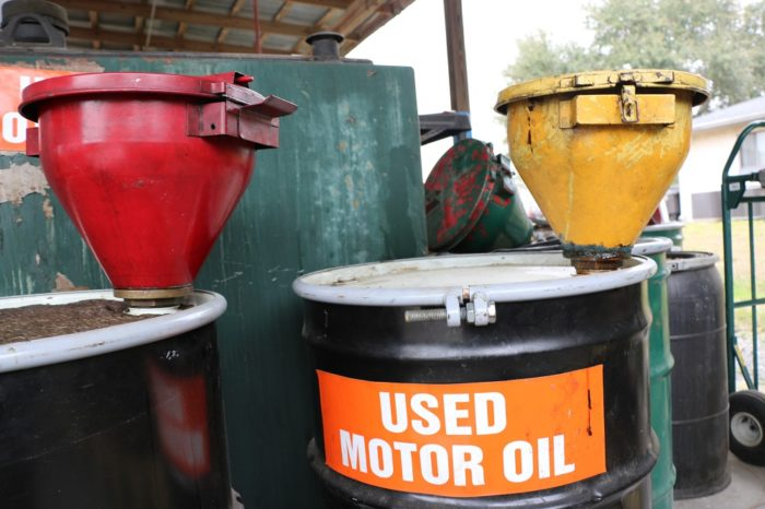Lake County and Leesburg Police to collect household hazardous waste and unwanted medications