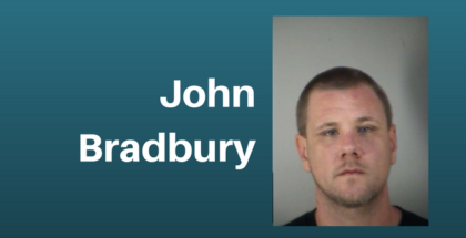 John Bradbury was arrested after allegedly pawning almost $100k worth of stolen jewelry at local pawn shops in Leesburg, Florida.