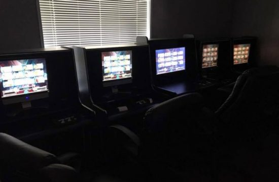 Ocala Police officers and members of the Unified Drug Enforcement Strike Team raided an Ocala Internet Cafe resulting in three arrests and the seizure of several gaming machines and over $5,000 in cash.