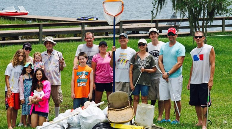 Volunteers are invited to clean local water bodies in Lake County.
